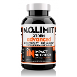 N.O. Limit XTREM advanced | Impact Nutrition