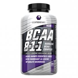 BCAA 8-1-1 | Corgenic