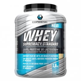 Whey Supremacy Standard | Corgenic