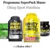 Programme SuperPack Masse | Olimp Sport Nutrition