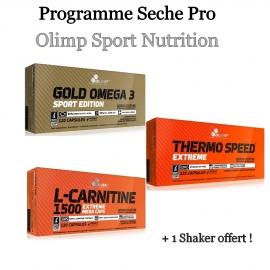 Programme Seche Pro | Olimp Sport Nutrition