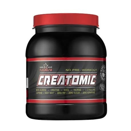 Creatomic | Futurelab Muscle Nutrition