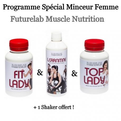Programme Spécial Minceur Femme | Futurelab Muscle Nutrition