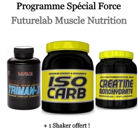 Programme Spécial Force   Futurelab Muscle Nutrition