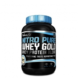 Nitro Pure Whey Gold | Biotech USA