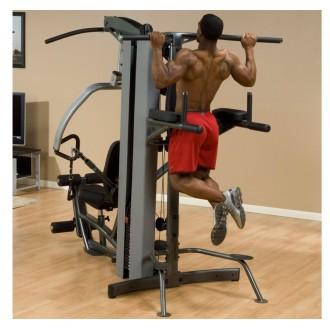Extension Fusion poste abdos dips vertical | Body-Solid