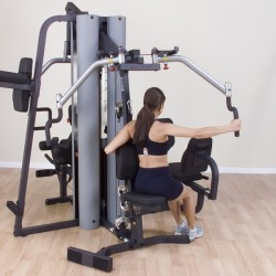 Appareil de musculation multifonctions Home Gym DUO G9S | Body-Solid