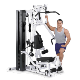 Presse musculation multifonctions Bi Angulaire | Body-Solid