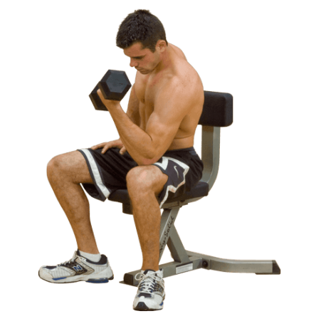 Chaise musculation GST20 | Body-Solid