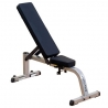 Banc réglable multi positions plat incliné GFI21 | Body-Solid