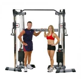 Centre d'entraînement à cables GDCC200 | Body-Solid