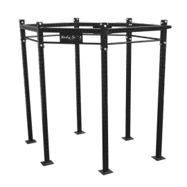 Hexagon Functional Tall Training Rig SR-HEXPRO   Body-Solid