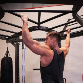 Hexagon option Monkey Bars SR-BAR | Body-Solid