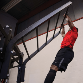 Hexagon option Flying Pull Up SR-FPU   Body-Solid