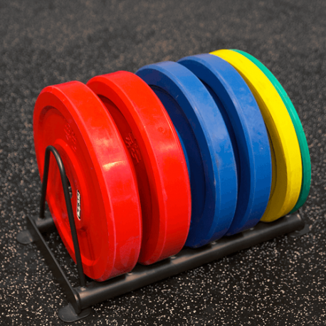 Hexagon option Weight Plate Stockage SR-WPS | Body-Solid