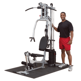 Powerline Home Gym compact pré-assemblé | Body-Solid