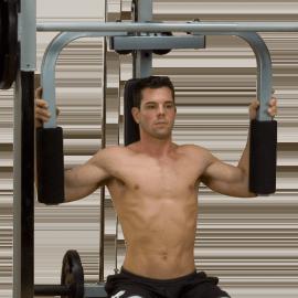 Powerline Option Pec Dec | Body-Solid