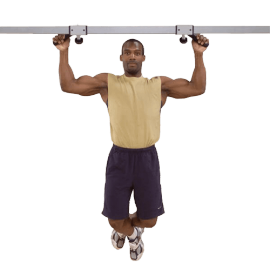 Powerline Poignées accessoires Lat Pull-up et Chin-up | Body-Solid