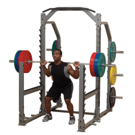 Pro Club Line Rack à Squat Multi-fonctions | Body-Solid