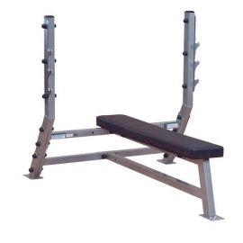Pro Club line Banc plat olympique Pro Leverage | Body-Solid