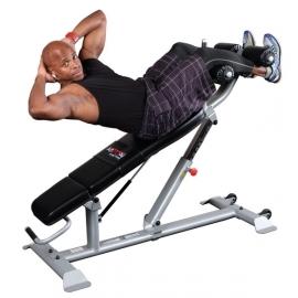Pro Clubline Ab Bench SAB500 | Body-Solid