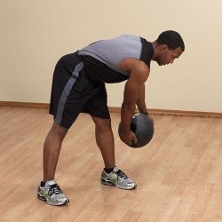 Dual-Grip Médecine Ball | Body-Solid
