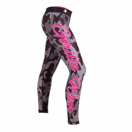 Camo Tights | Gorilla Wear