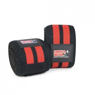 Knee Wraps 79 Inch | Gorilla Wear