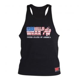 USA Tank Top | Gorilla Wear