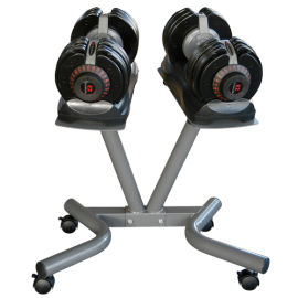 Body-Solid EZ0100 Haltères Automatiques Set 5-32.5kg | Body-Solid