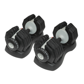 Body-Solid EZ Dumbbell 10 en 1 home | Body-Solid