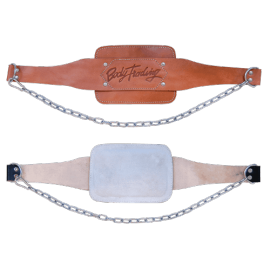 Bodytrading Ceinture en cuir lestable | Body-Solid