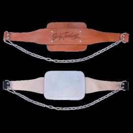 Bodytrading Ceinture en cuir lestable | Body-Solid