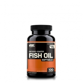 Fish Oil Softgels | Optimum Nutrition