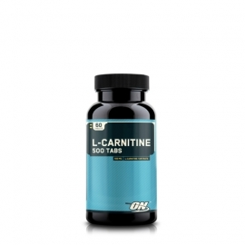 L-Carnitine 500 Tabs | Optimum Nutrition