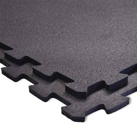 Lot de 4 dalles de protection sol | Body-Solid