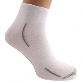 Wrightsock Stride Blanc