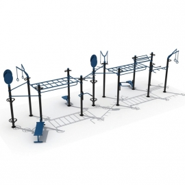 Cage Outdoor - Set 4