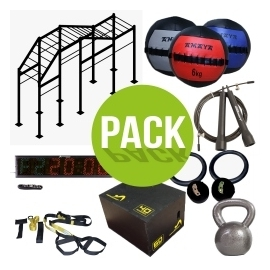 Pack Cross Training 8/12 Personnes