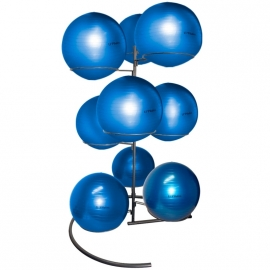 Pack Rack + 9 Ballons de Gym
