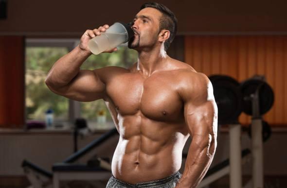 Hydratation et musculation
