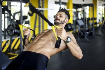 TRX: entraînement en suspension
